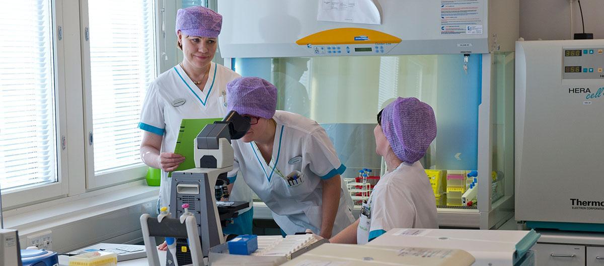 Ovumia laboratory