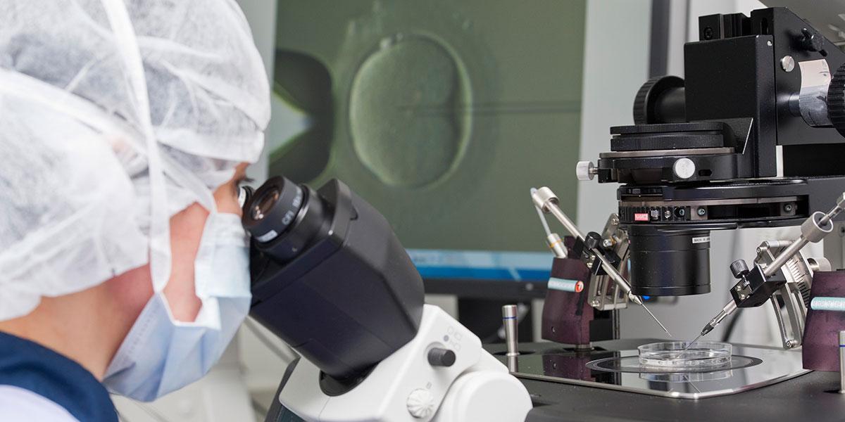 Ovumia Fertinova laboratory